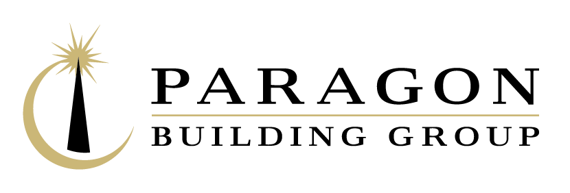 paragon building group logo