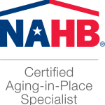 Certified Aging in Place Specialist Raleigh